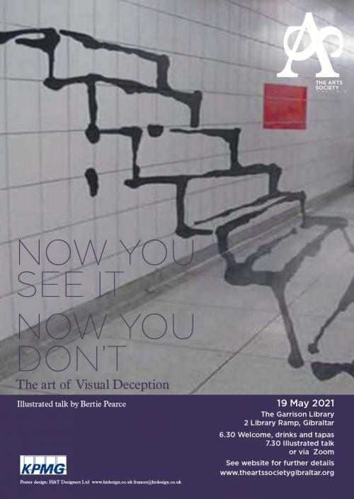 May 2021 poster